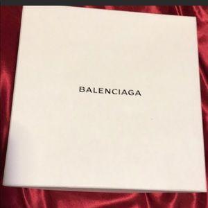 Balenciaga Large Box 9.75 x9.75x7.25